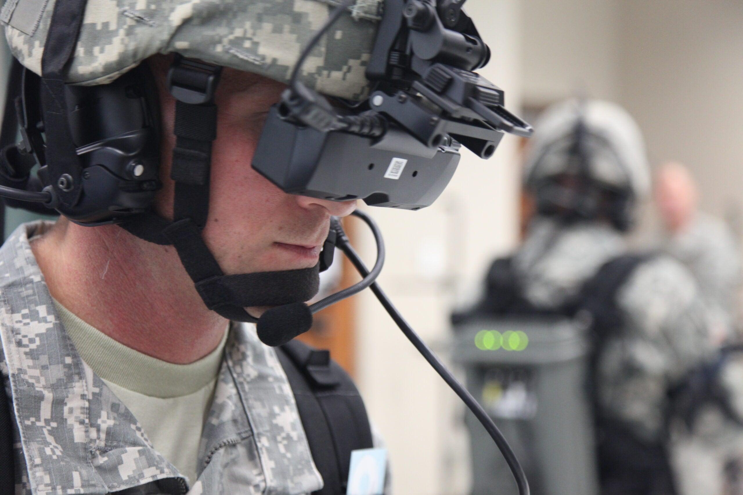 How virtual reality can make an impact on treating PTSD
