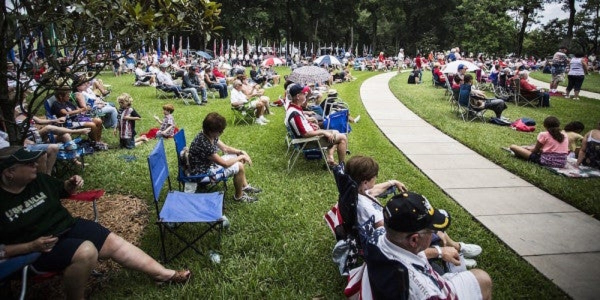 Memorial Day doesn't need to be treated as a national military funeral