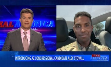 Army officer running for Congress under investigation after questioning whether 'sleepy guy' Biden is president
