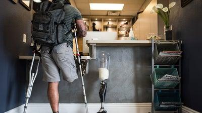 Helping injured veterans find their next mission