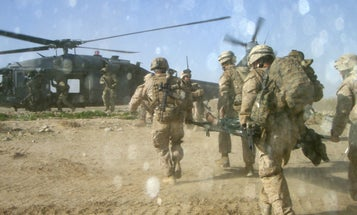This Memorial Day, I'm thinking of the wounded US Marine I couldn't save