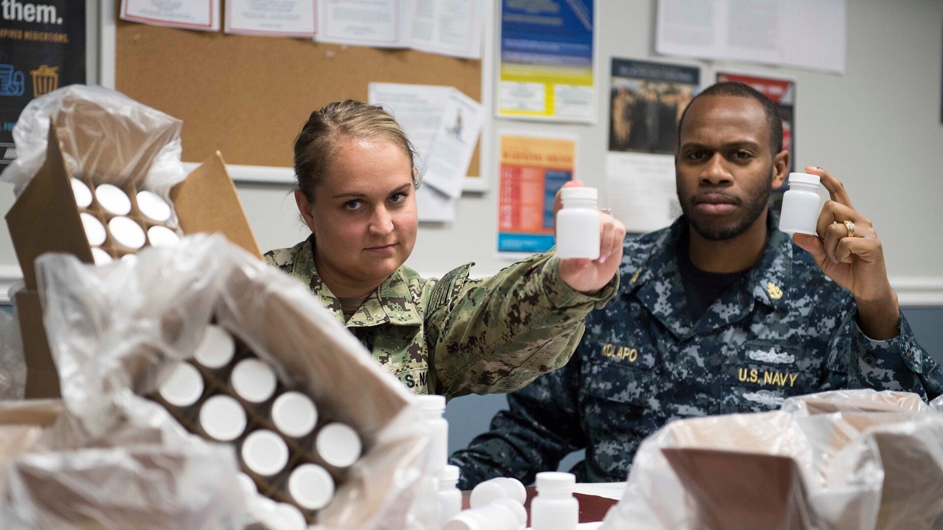 The Navy is missing your pissing: Sailors are now back to regular drug testing