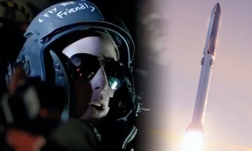 The Air Force wants $48 million to drop commandos into battle from orbit