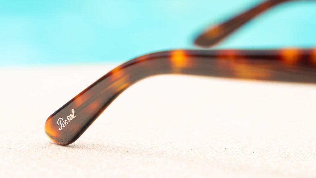 Persol PO2803S rectangular sunglasses