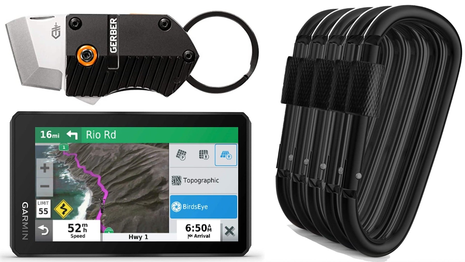 The Gear List: Garmin GPS, camping gear, and everything else you need for your next outdoor adventure