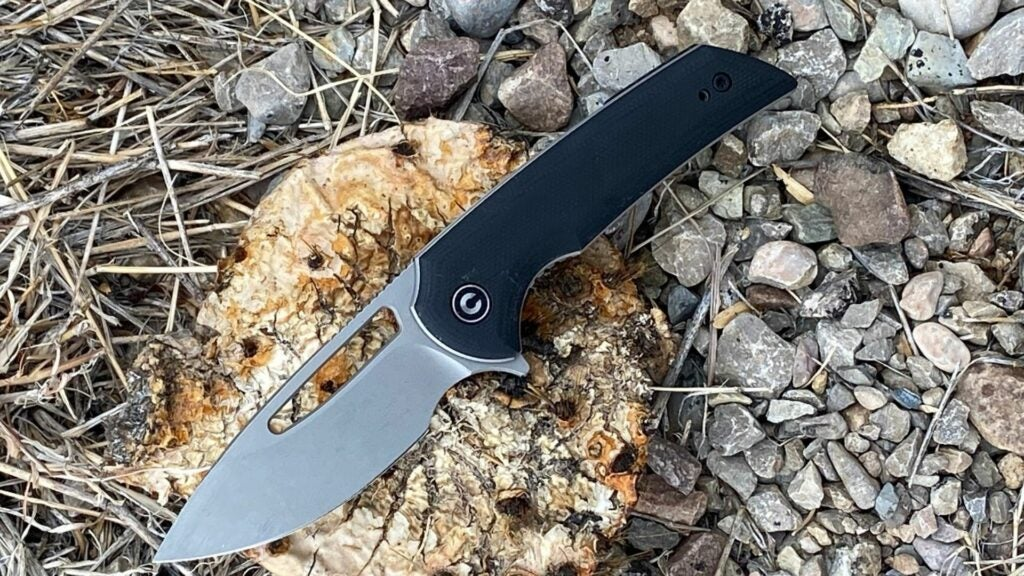 Review: the Civivi Odium punches well above its weight