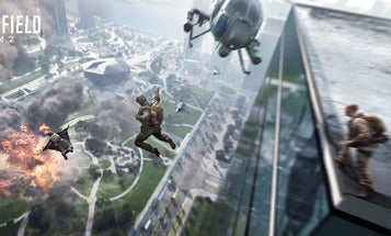 'Battlefield 2042' brings players back to a time when the franchise was at its best