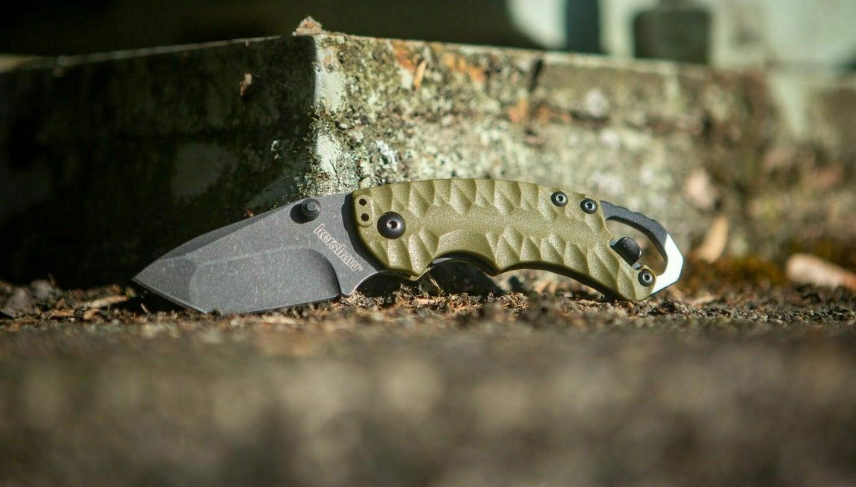 Kershaw Shuffle II Folding Pocket Knife