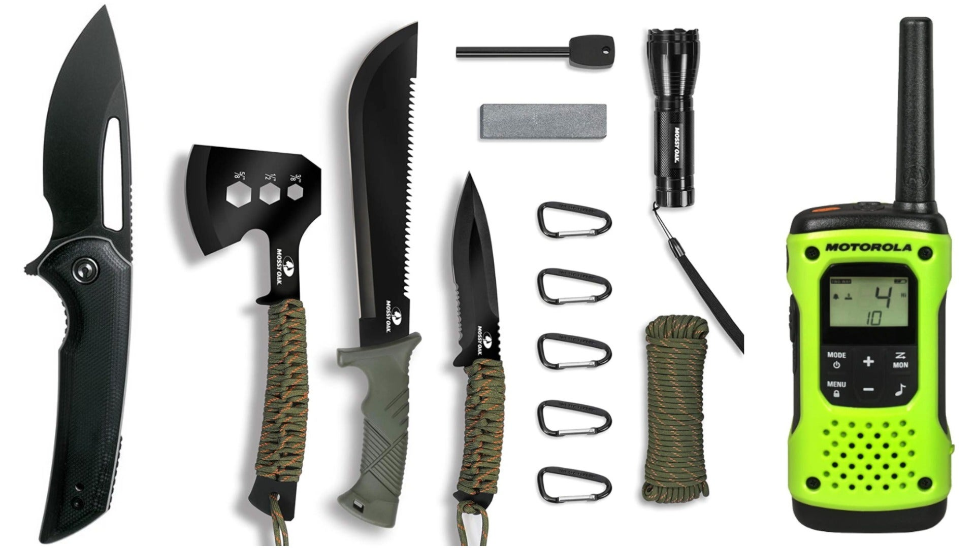 The Gear List: Hatchets, knives, and other awesome gear you'd want as a contestant on 'Alone'