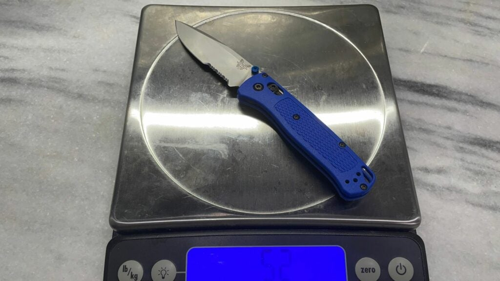 Review: the Benchmade Bugout pocket knife is an ultra-lightweight dream