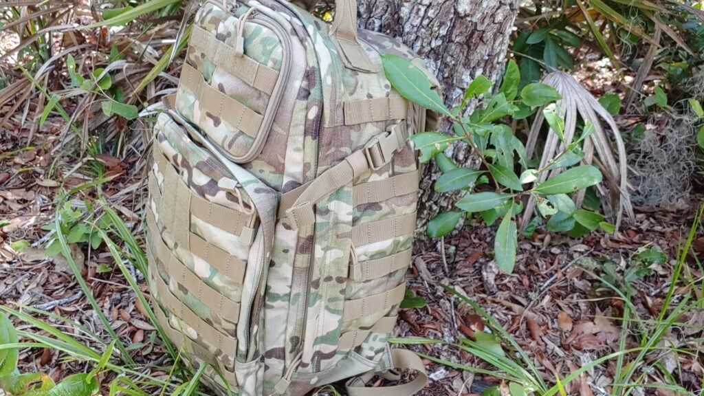 5.11 Tactical Rush24 backpack 2
