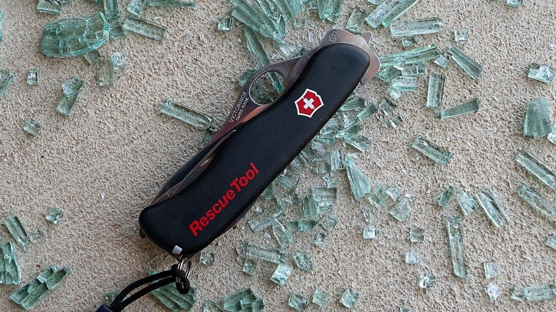 Victorinox Swiss Army Rescue Tool Pocket Knife