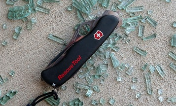 Review: How the Victorinox Swiss Army Rescue Tool could save your life