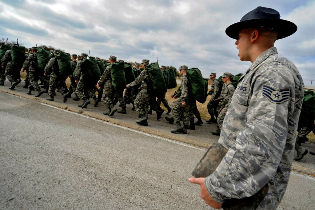 Airmen and vets divided over new study showing Air Force anti-beard policy damages careers