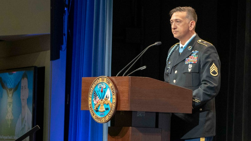 How Medal of Honor hero David Bellavia wiped out an entire enemy squad in Fallujah