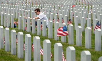 7,000 troops died in the Post-9/11 wars. A staggering 30,000 died by suicide