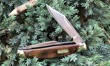 Review: the Buck 371 Stockman is a concrete cowboy's EDC knife