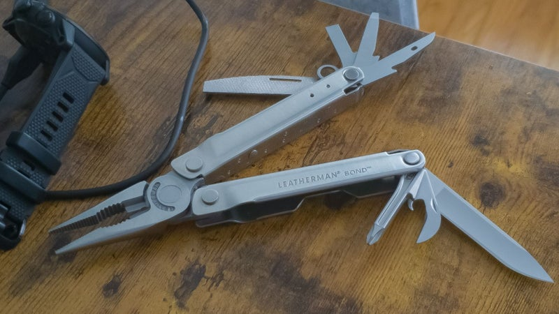 Review: the Leatherman Bond is a fittingly British multitool in all the wrong ways