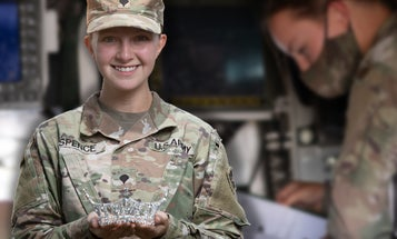 This Fort Carson soldier could be the next Miss America