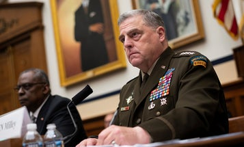 The Chairman of the Joint Chiefs is tired of ignorant bullsh*t from people who don't like to read