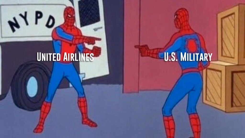 United CEO complains that the US military isn't training enough pilots for airlines to poach