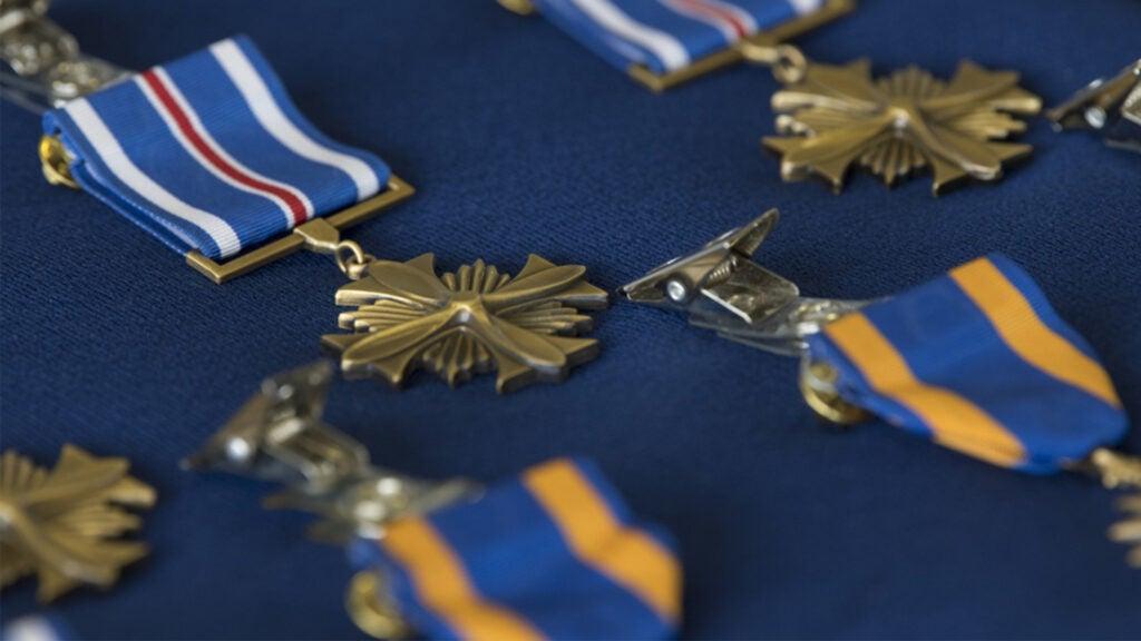 AC-130 gunship crew awarded Distinguished Flying Cross for saving 88 lives during Afghanistan battle