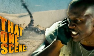 Air Force combat controller breaks down that wild desert airstrike scene from 'Transformers'