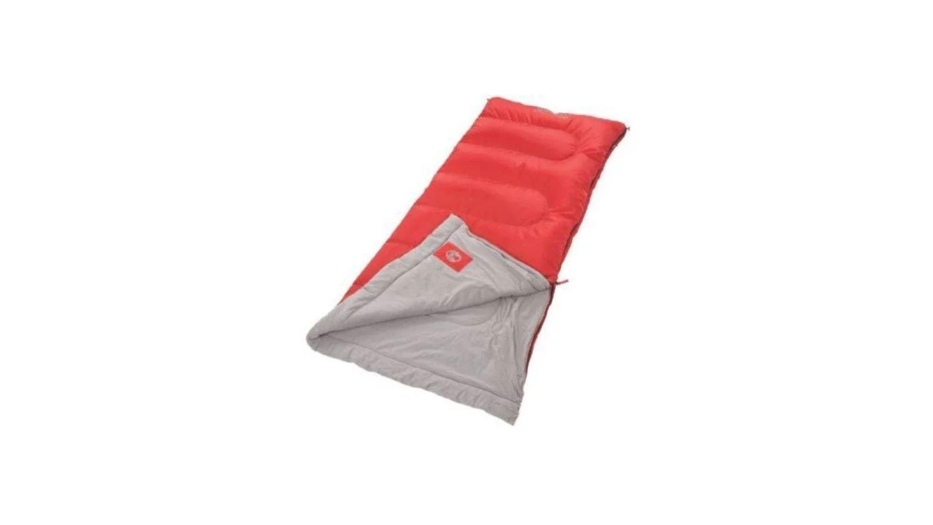 Coleman 50 F Rectangle Adult Sleeping Bag