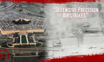 Are the recent airstrikes in Iraq and Syria really as 'defensive' as the Pentagon claims?