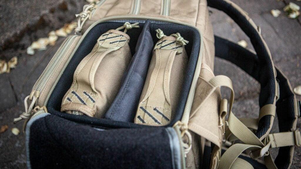 The GPS Tactical Range Backpack