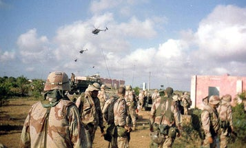 Decades after hellish 'Black Hawk Down' battle, 60 special operators will have their awards upgraded