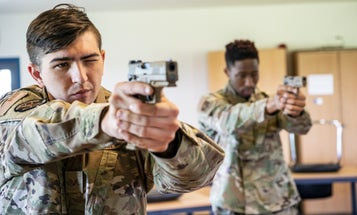 The Air Force wants to make its first new pistol in 35 years even smaller than it already is