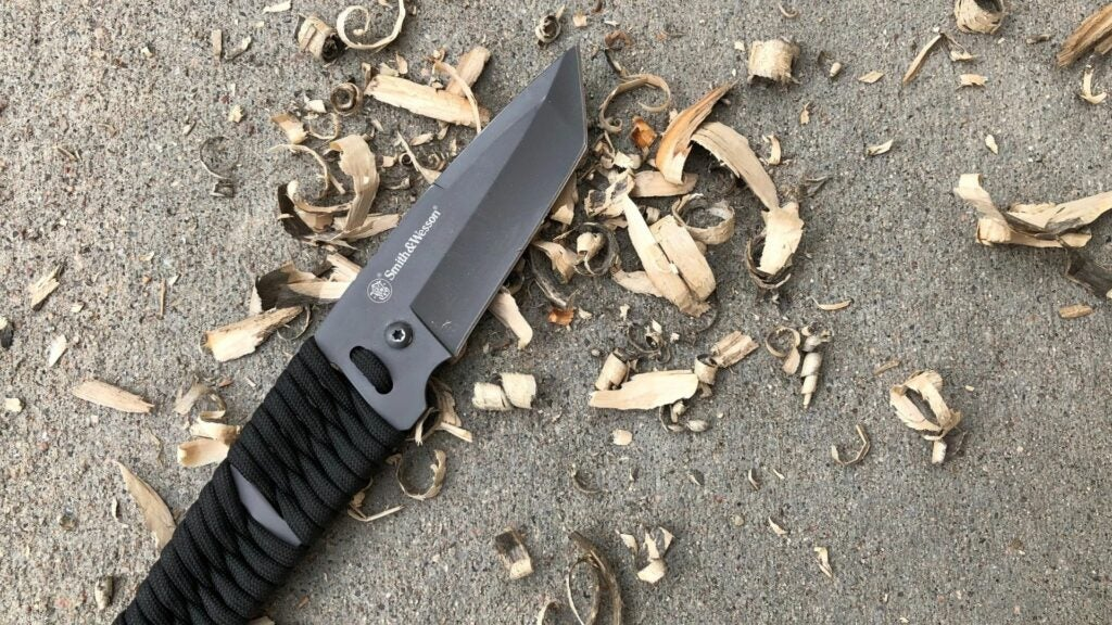 Review: Is the Smith & Wesson SW910TA knife a boom or a bust?