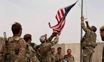The US withdrawal from Afghanistan is a giant clusterf–k