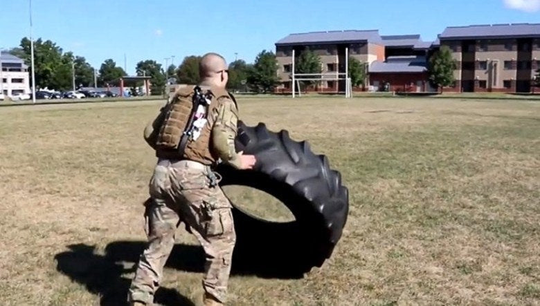 Air Force officer invents low-tech body armor cooling system to help you chill out