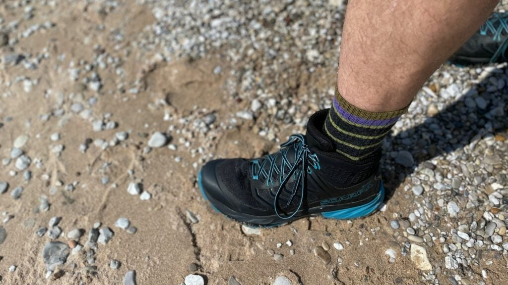 Scarpa Rush Mid GTX hiking boots