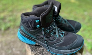 Review: the SCARPA Rush Mid GTX hiking boots are a lightweight necessity for your next backcountry adventure