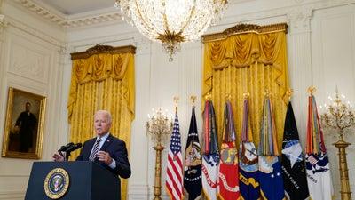 Biden: America's war in Afghanistan isn't a total failure — yet