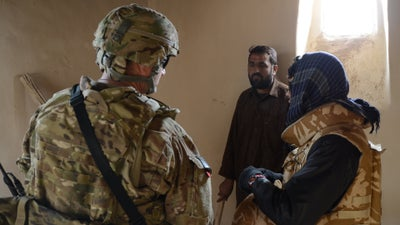 The Biden administration is still grappling with how and where to evacuate Afghan interpreters