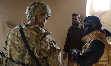 US military to shelter 2,500 Afghans at Army base in Virginia