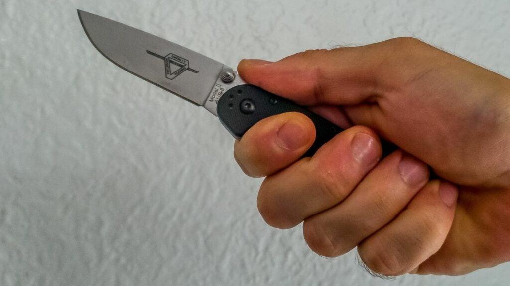 Ontario Knife Company Rat II
