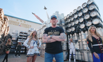 Navy SEAL who shot Bin Laden in the face wants you to invest in this beer company