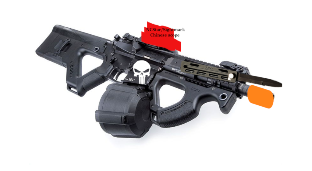 Ontario Knife Company's retractable bayonet is the most ridiculous rifle accessory we've ever seen