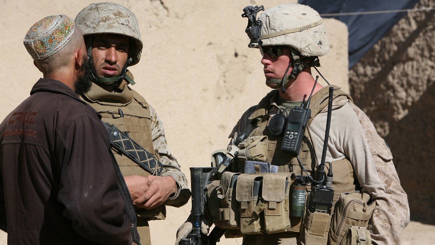 The US has mostly withdrawn from Afghanistan, and we still have no plan to save interpreters left behind