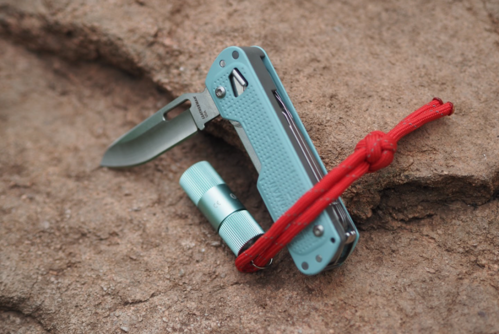 Review: Leatherman's Free T4 is an effective yet bulky alternative to the classic Swiss Army Knife