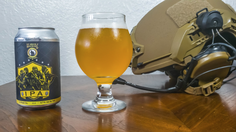 The Navy SEAL who shot Bin Laden is hyping a new brewing company. We tried their beer so you don't have to