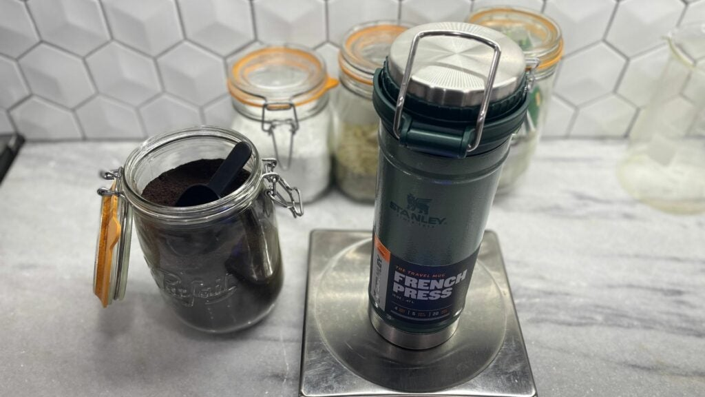 Review: this classic Stanley coffee press is a rugged and dependable caffeine companion