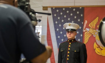 Marines ordered to take official photos for no logical reason whatsoever