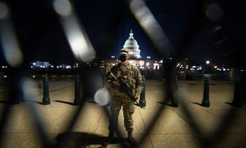 The National Guard is going broke as lawmakers bicker over funding