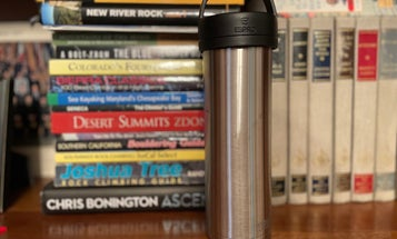 Review: the ESPRO P0 ultralight coffee press delivers great taste at less weight